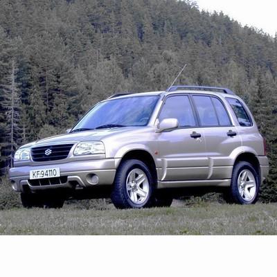 Autó izzók halogén izzóval szerelt Suzuki Grand Vitara (1998-2005)-hoz