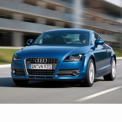 For Audi TT (2006-2014) with Halogen Lamps