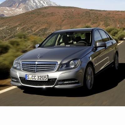 For Mercedes C Sedan (2011-2014) with Bi-Xenon Lamps