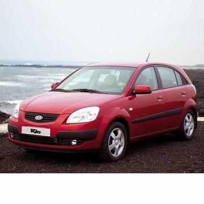Autó izzók halogén izzóval szerelt Kia Rio (2005-2011)-hoz