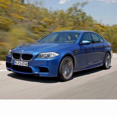 Autó izzók a 2011 utáni ledes fényszóróval szerelt BMW M5 (F10)-höz