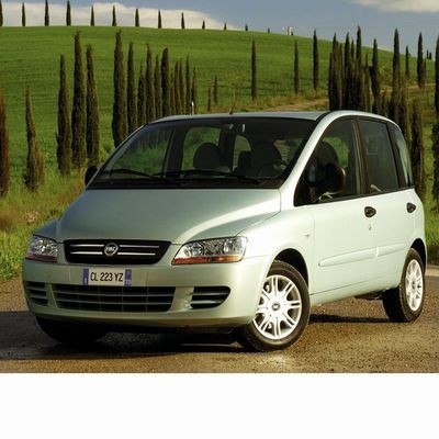 For Fiat Multipla (2004-2010) with Halogen Lamps
