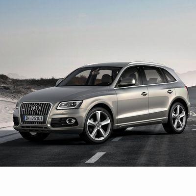 Autó izzók a 2012 utáni bi-xenon fényszóróval szerelt Audi Q5 (8R)-höz