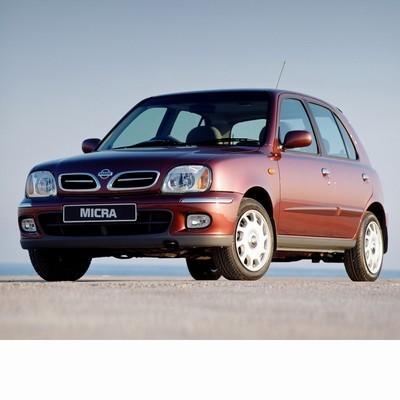 Autó izzók halogén izzóval szerelt Nissan Micra (1992-2003)-hoz