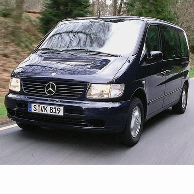 For Mercedes Vito (1996-2003) with Halogen Lamps