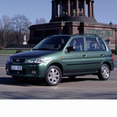 Autó izzók halogén izzóval szerelt Mazda Demio (2000-2002)-hoz