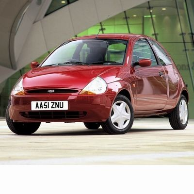 For Ford Ka (1996-2008) with Halogen Lamps