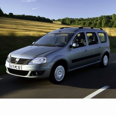 For Dacia Logan MCV after 2007 with Halogen Lamps