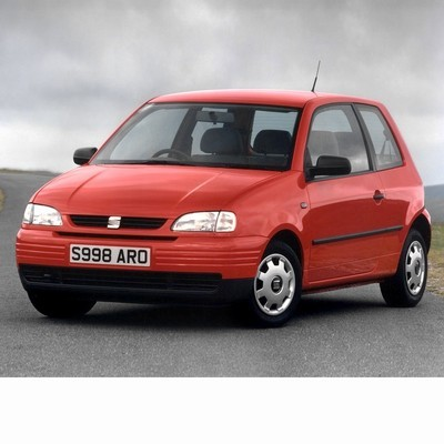 For Seat Arosa (1997-2004) with Halogen Lamps