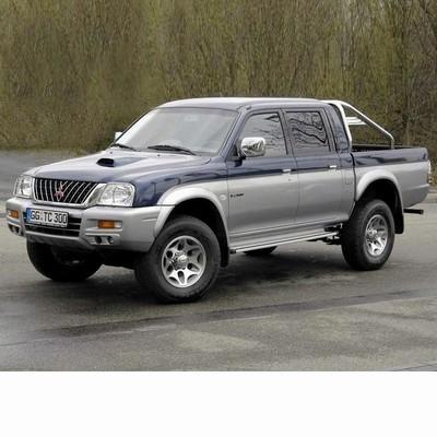 Autó izzók halogén izzóval szerelt Mitsubishi L200 (1996-2005)-hoz