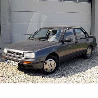 Autó izzók halogén izzóval szerelt Daihatsu Applause (1989-1997)-hoz