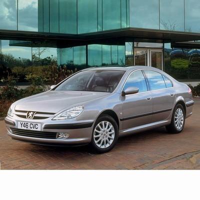 Autó izzók halogén izzóval szerelt Peugeot 607 (1999-2006)-hez