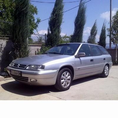 Autó izzók halogén izzóval szerelt Citroen Xantia Break (1998-2001)-hez