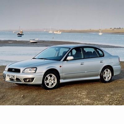 Autó izzók halogén izzóval szerelt Subaru Legacy (1998-2003)-hoz