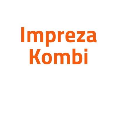 Subaru Impreza Kombi autó izzó