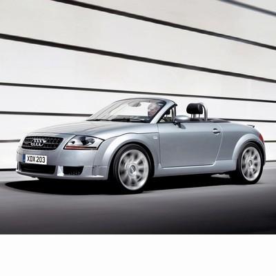 Autó izzók xenon izzóval szerelt Audi TT Roadster (1999-2006)-hez