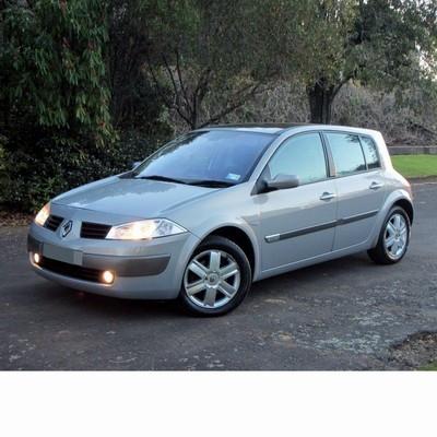 Renault Megane (2003-2008) autó izzó