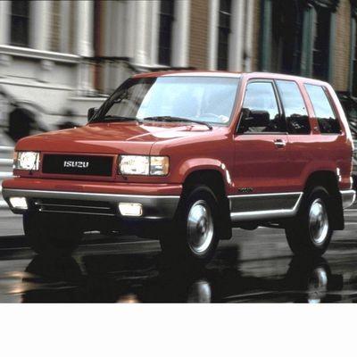 Autó izzók halogén izzóval szerelt Isuzu Trooper (1991-2002)-hez