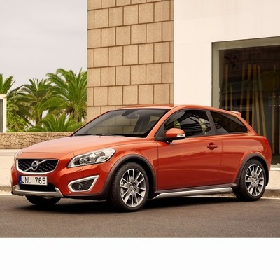 For Volvo C30 (2009-2013) with Halogen Lamps