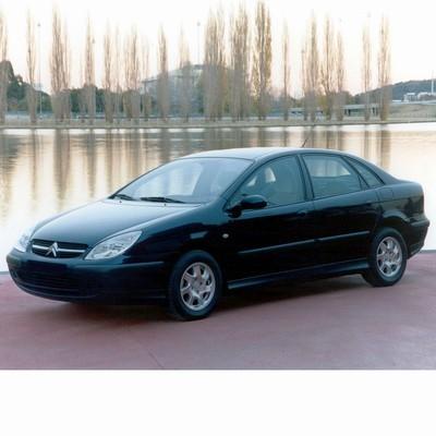 Autó izzók halogén izzóval szerelt Citroen C5 (2001-2005)-höz