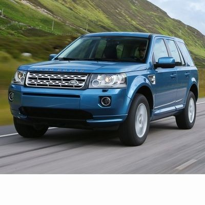 Autó izzók a 2013 utáni bi-xenon fényszóróval szerelt Land Rover Freelander-hez