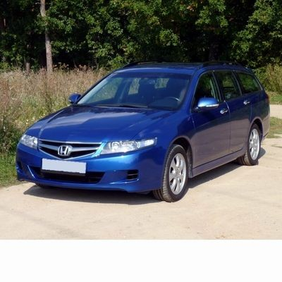 For Honda Accord Kombi (2006-2008) with Halogen Lamps