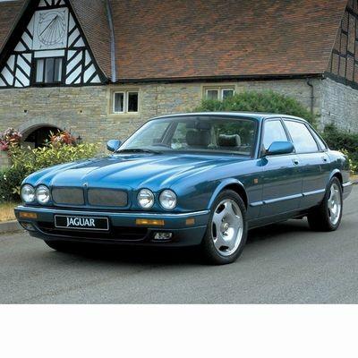 For Jaguar XJ (1997-2003) with Halogen Lamps