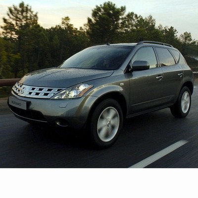 Nissan Murano (2002-2007) autó izzó