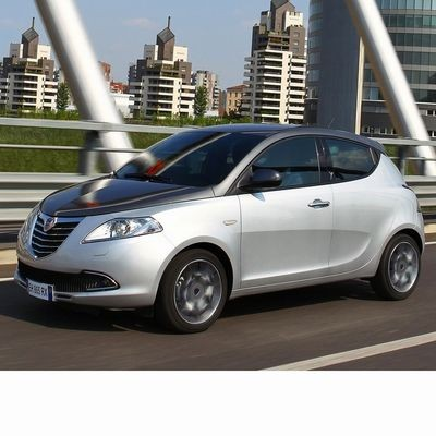 For Lancia Ypsilon after 2011 with Halogen Lamps