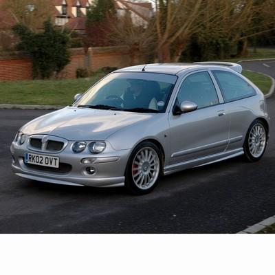 Autó izzók halogén izzóval szerelt MG ZR (2001-2005)-hez