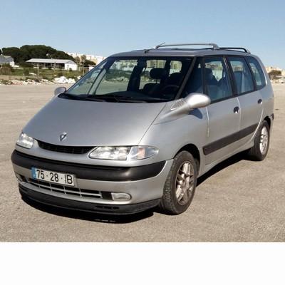 Autó izzók halogén izzóval szerelt Renault Espace (1997-2000)-hoz