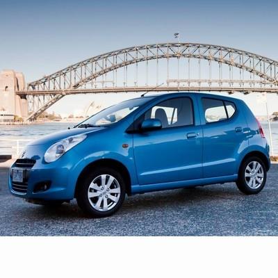 Suzuki Alto (2009-) autó izzó