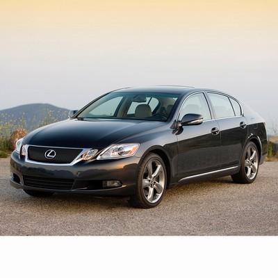Autó izzók xenon izzóval szerelt Lexus GS (2005-2012)-hez