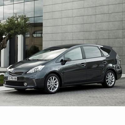 Autó izzók a 2011 utáni halogén izzóval szerelt Toyota Prius Plus-hoz