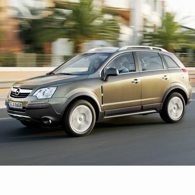 Autó izzók halogén izzóval szerelt Opel Antara (2006-2010)-hoz
