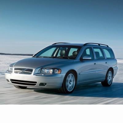 Autó izzók bi-xenon fényszóróval és kanyarfénnyel szerelt Volvo V70 (2004-2007)-hez