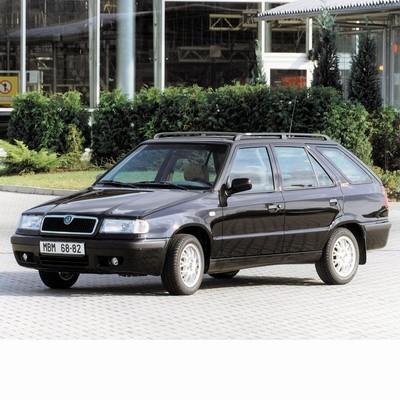 Autó izzók halogén izzóval szerelt Skoda Felicia Kombi (1998-2001)-hoz