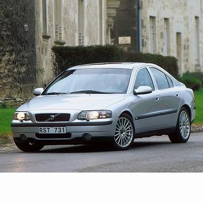 Autó izzók bi-xenon fényszóróval és kanyarfénnyel szerelt Volvo S60 (2000-2004)-hoz