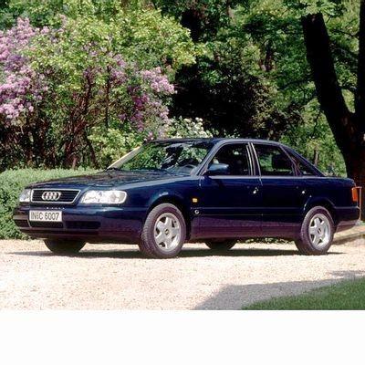 Audi A6 (4A) 1994 autó izzó
