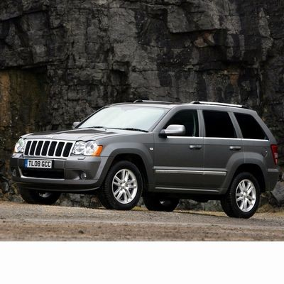 For Jeep Grand Cherokee (2005-2010) with Halogen Lamps