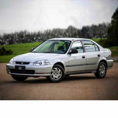 Honda Civic Sedan (1995-2000) autó izzó