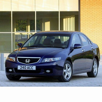 Autó izzók halogén izzóval szerelt Honda Accord (2003-2006)-hoz