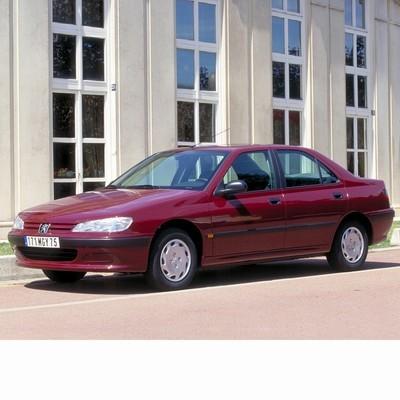 Autó izzók halogén izzóval szerelt Peugeot 406 (1996-2005)-hoz