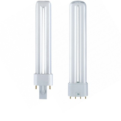 UV-UVA Blue Compact Fluorescent Lamps