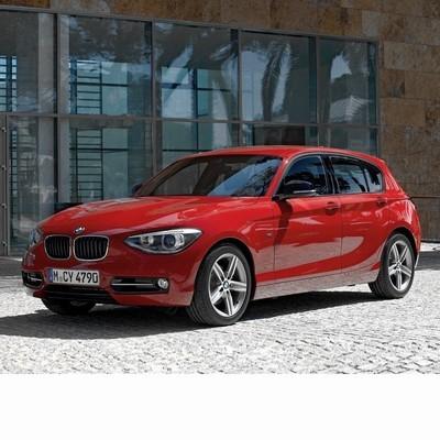 Autó izzók a 2011 utáni halogén izzóval szerelt BMW 1 (F20)-hez