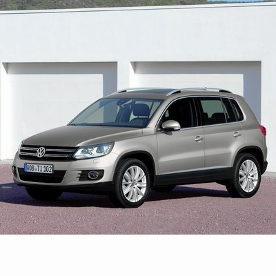 Autó izzók a 2012 utáni halogén izzóval szerelt Volkswagen Tiguan-hoz