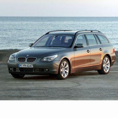 Autó izzók bi-xenon fényszóróval szerelt BMW 5 Kombi (2005-2007)-hoz