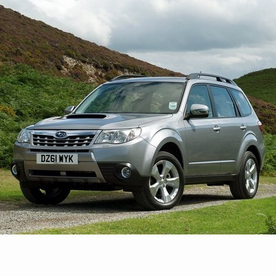 For Subaru Forester (2008-2013) with Halogen Lamps