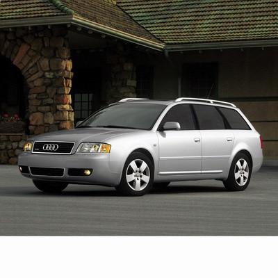 Audi A6 Avant (4B) 2002 autó izzó
