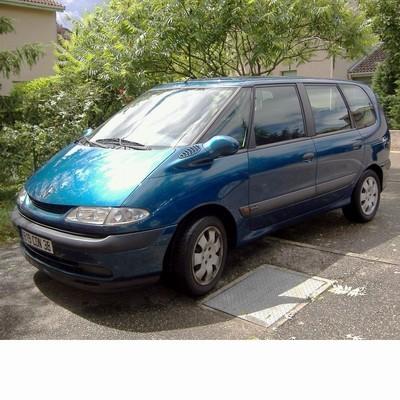 Autó izzók halogén izzóval szerelt Renault Espace (2000-2003)-hoz